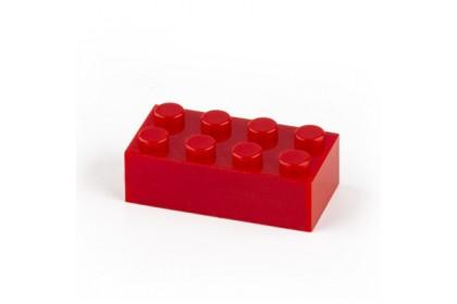 {M'SIA STOCK} Basic Block Building Blocks 2x4 - Compatible Block 积木2x4高砖积木散件