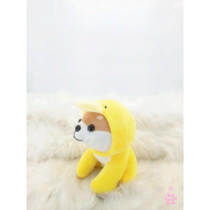 Animal Dog(Stretch Cotton) SoftToys/PlushToys/KidsToys 7inch 21cm 动物柴犬太空棉娃娃玩具公仔 7寸