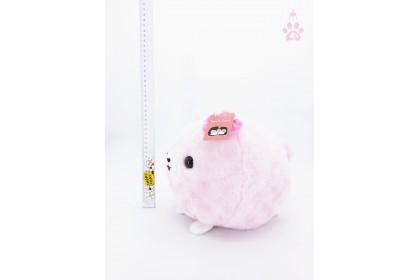 Colour Pomeranian SoftToys/PlushToys/KidsToys 25-35cm3色博美娃娃玩具公仔25厘米-35厘米