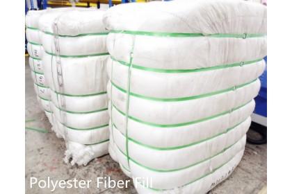 {M'SIA STOCK} Polyester Fiber Fill Repack Kapas Fiber  Gred A High Quality 100 gram / Kapas Sintetik高弹棉花公仔枕头棉原料